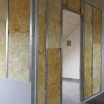 Технология перегородок и обшивки стен (часть 1)