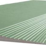 Что такое зеленый гипсокартон?