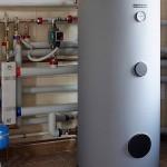 Бойлер косвенного нагрева 300 л для квартиры или загородного дома по доступной цене