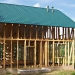Каркасные дома – выбор и преимущества