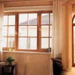5 преимуществ деревянных окон