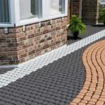 Брусчатка и тротуарная плитка — материал для дорожек