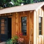 Чем покрыть крышу вспомогательных построек дома