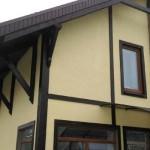 Как сделать мокрый фасад самостоятельно
