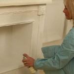 Как эффективно распылить краску на мебель