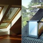 Что такое мансардное окно?